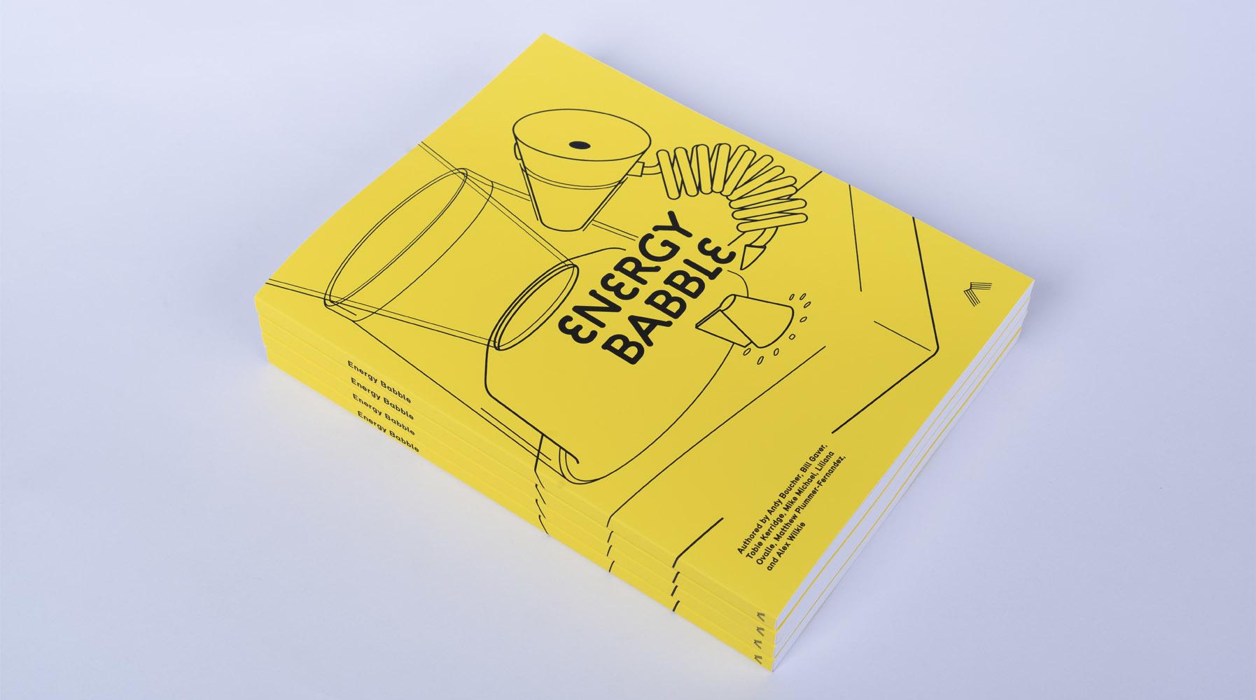 Energy Babble book